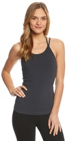 Hard Tail Double Cross Tank With Bra 8152062