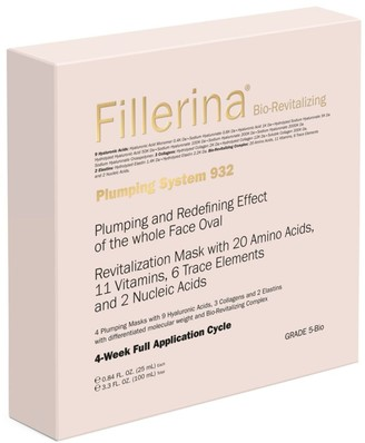 Fillerina Bio-Revitalizing Plumping System 93 Grade 5