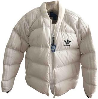 adidas White Coat for Women