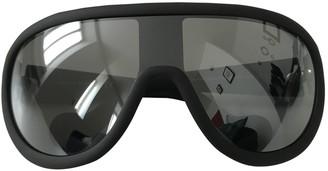 Moncler Anthracite Plastic Sunglasses