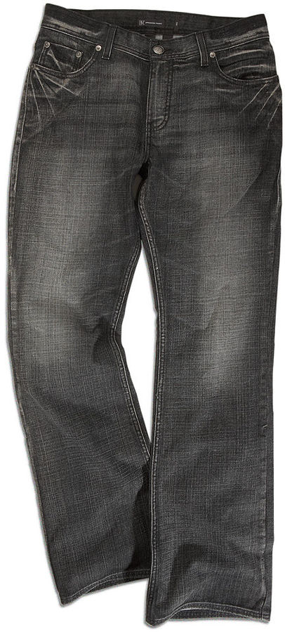 INC International Concepts Core Jeans, Lightning Boot Cut