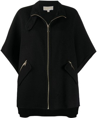 MICHAEL Michael Kors Short-Sleeve Jacket