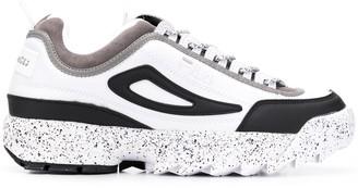 Liam Hodges X Fila Disruptor sneakers
