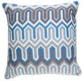 Jonathan Adler Embroidered Throw Pillow