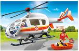 Playmobil Emergency Services Flying Ambulance