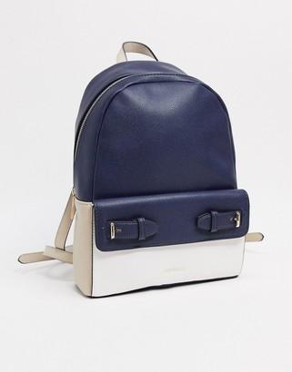 Fiorelli miller backpack in nautical mix