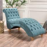 Bungalow Rose Luongo Fabric Chaise Lounge