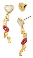 Tory Burch Amore Drop Earring