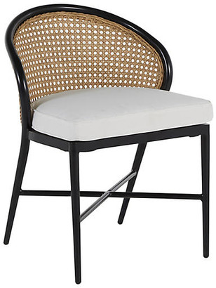 Havana Outdoor Side Chair - Black - SUMMER CLASSICS INC
