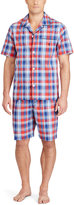 Ralph Lauren Cotton Sleep Short Set