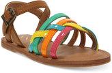 Nina Little Girls' or Toddler Girls' Clari Sandals