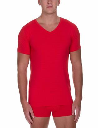 Bruno Banani Men's V-Shirt Check Line 2.0 Undershirt