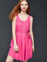 Gap Silky scoop dress
