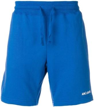 Aimé Leon Dore Drawstring Jersey Shorts