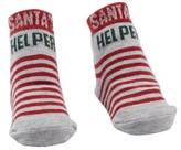 Mud Pie Infant Santa's Helper Socks