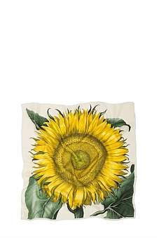 Oroton Sunflower Scarf