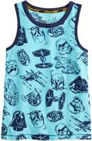 Star Wars A Collection For Kohls Boys 4-7x Star Wars a Collection for Kohl's Darth Vader, Boba Fett, R2D2 and C3PO Tank