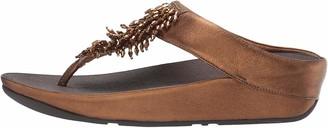 FitFlop Women's Rumba Toe-Thong Sandals Flip-Flop