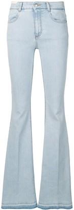 Stella McCartney Slim Flared Jeans