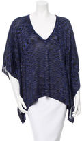 Michael Kors V-Neck Knit Top