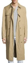 Michael Kors Inox Lightweight Trench Coat, Khaki