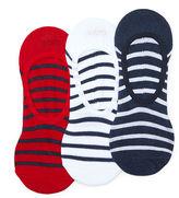 Polo Ralph Lauren Striped Liner Sock 3-Pack