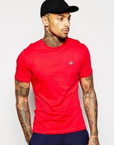 Vivienne Westwood Classic Orb T-shirt - Red