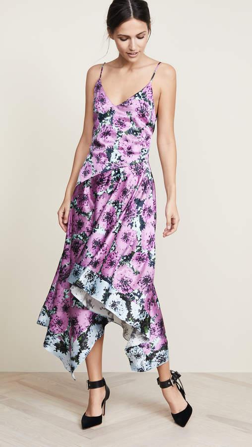 ae54c6842575 Purple Adjustable Strap Dresses - ShopStyle