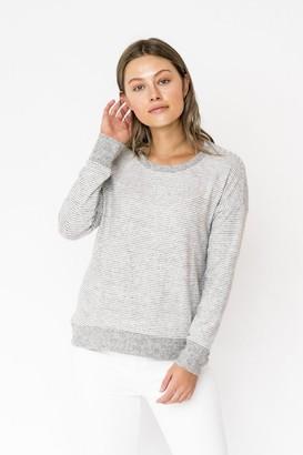 Gibson Chelsea Cozy Fleece Pullover Sweatshirt