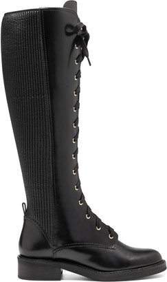 Louise et Cie Voshell Tall Combat Boot