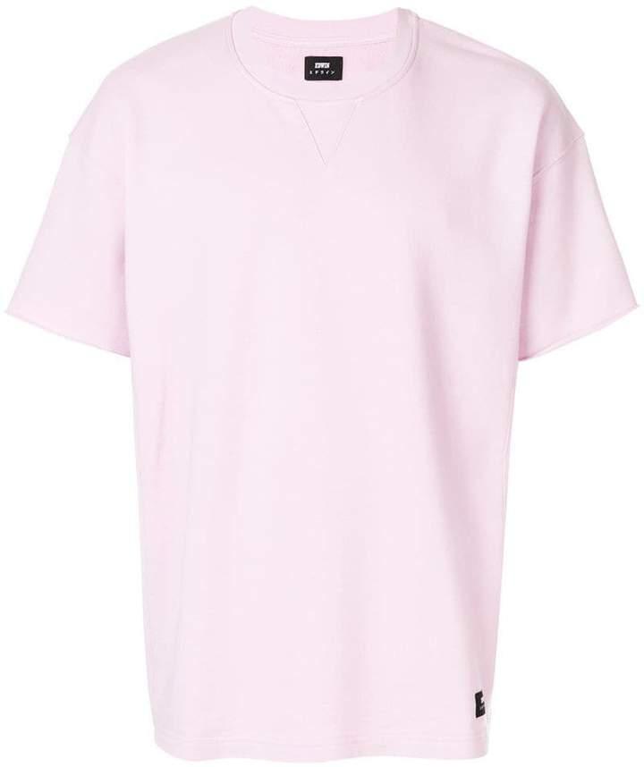 Edwin plain T-shirt