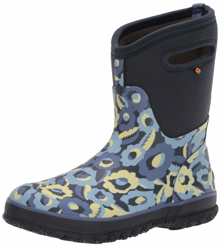 Bogs womens Classic Mid Waterproof Rain
