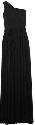 Biba One Shoulder Maxi Dress