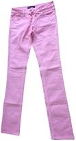 Isabel Marant Pink Cotton Jeans