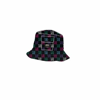 Wesc Men's Wasted Youth AOP Bucket HAT