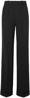 Altuzarra Gavi Wool-blend Wide-leg Pants