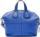Givenchy Royal Blue Leather Nightingale Shoulder Bag