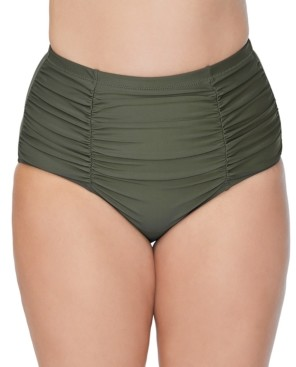 Thumbnail for your product : Raisins Curve Trendy Plus Size Costa Bikini Bottoms Women's Swimsuit