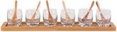 Houseology Flamant Tapas Set Of 6 Glasses