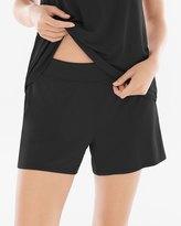 Soma Intimates Pajama Shorts Black