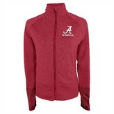 NCAA Alabama Crimson Tide Women's Full-Zip Performance Jacket