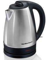 Hamilton Beach 1.7 Quarts Stainless Steel Electric Kettle