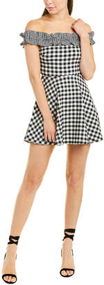 Lovers + Friends Lovers & Friends Lorrie Mini Dress