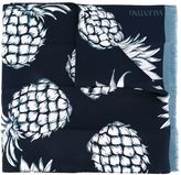 Valentino Garavani pineapple print scarf