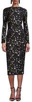 Cynthia Rowley Prairie Floral Print Dress