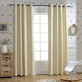 jaoul kids blackout curtains solid grommet top window drapes for bedroom living room kids