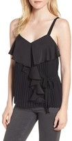 Chelsea28 Women's Ruffle Pleated Tank