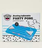 Blue Pool Party Pong Game