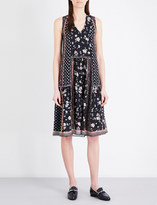 Claudie Pierlot Rituel chiffon dress
