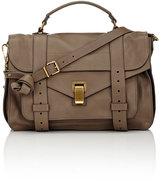 Proenza Schouler Women's PS1 Medium Shoulder Bag-DARK GREY